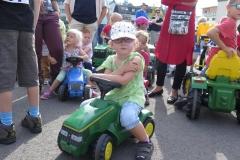 9. Traktoren- und Bobbycarrennen 2016
