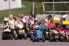 Traktorenrennen 2012