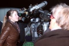Blick in den Sternenhimmel 2013