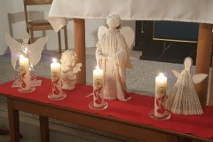 Frauengottesdienst zum Gedenken der verstorbenen Frauen aus dem Verein