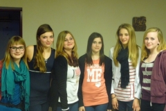 Teenagerschminkkurs 2011