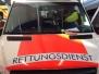 Besuch beim Rettungsdienst in Zug