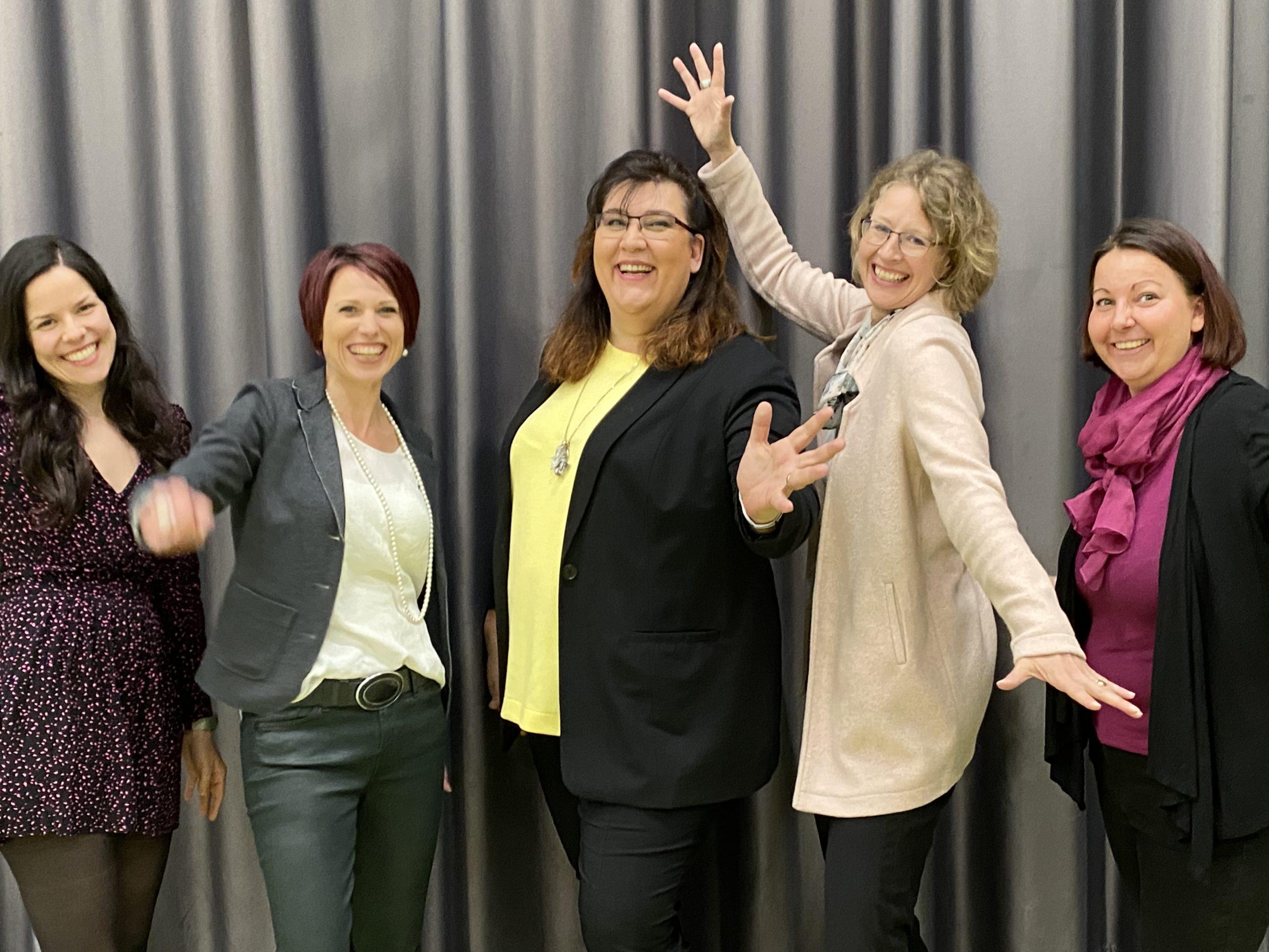Frauen Menzingen Vorstand 2020